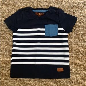 Seven for all mankind striped T-shirt